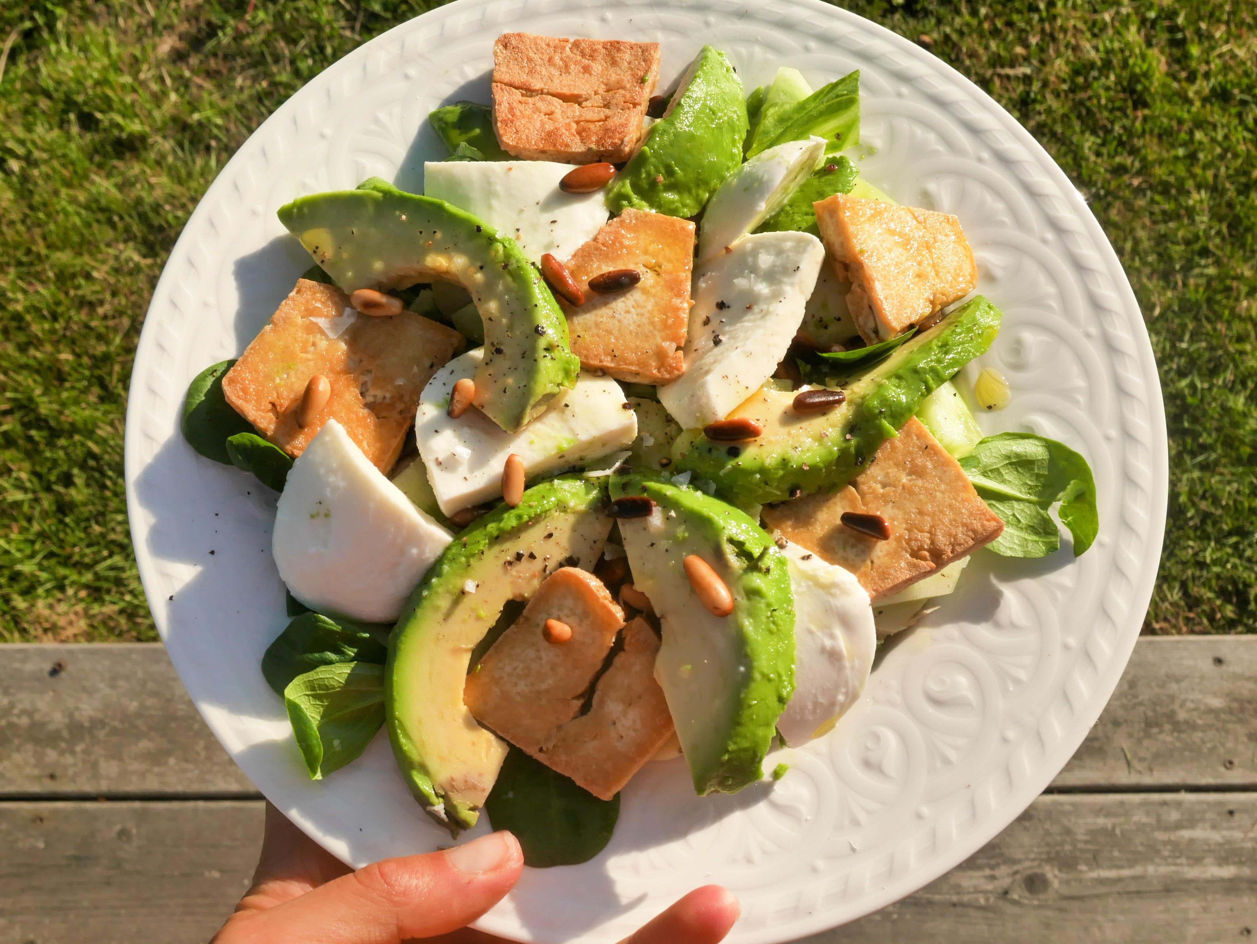Middagstips Lördag Vegetarisk
