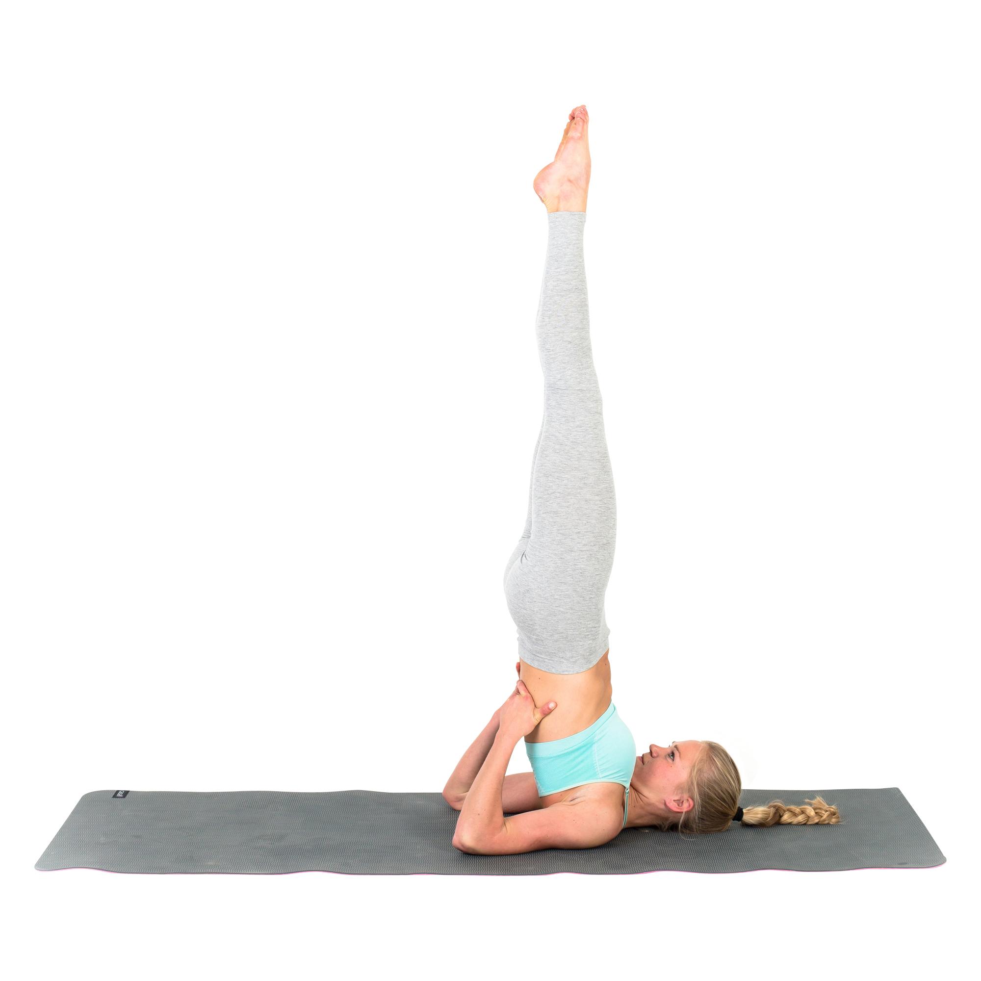 YOGAUTMANING DAG 9  Skulderstående - Josefines Yoga - Metro Mode c98b524d1b989