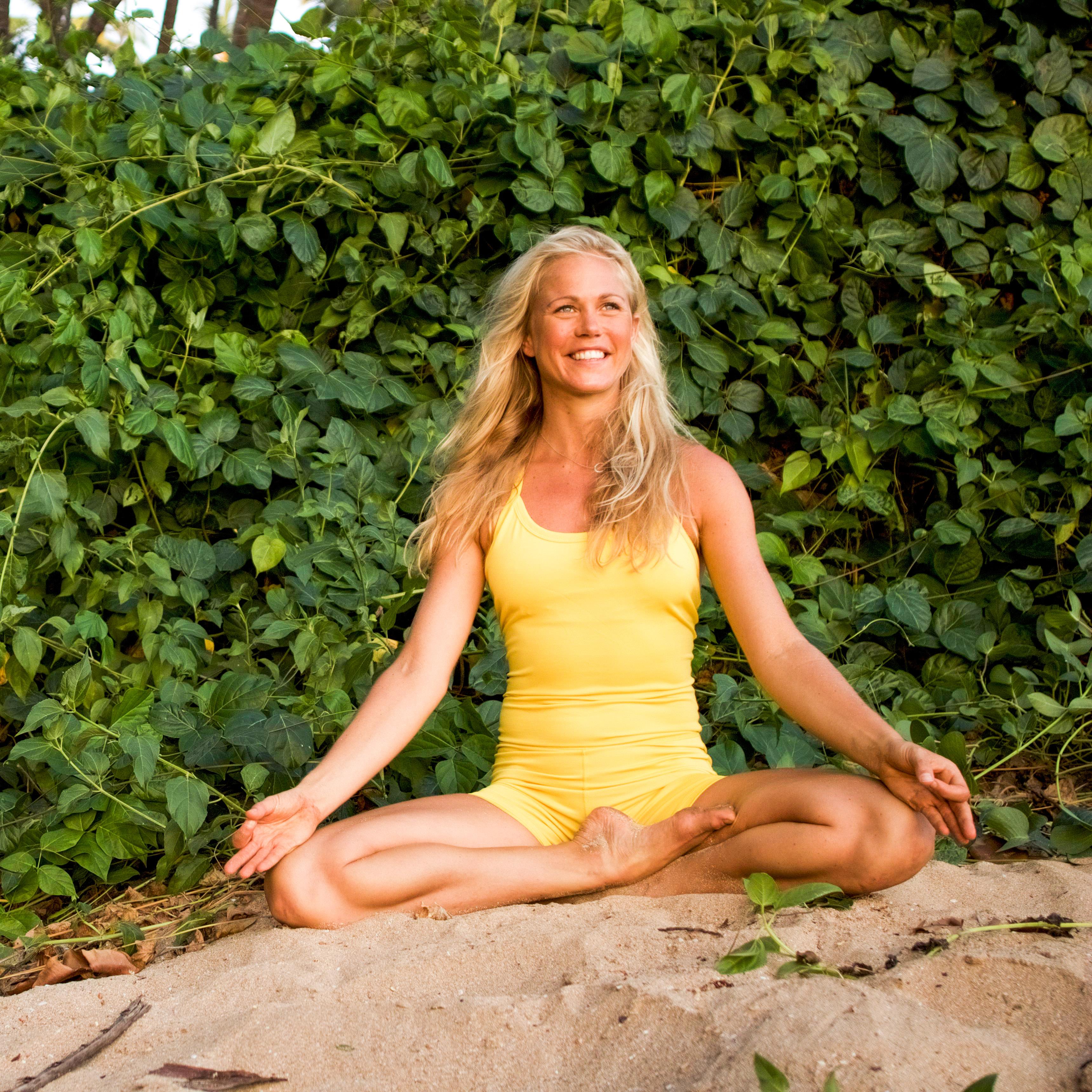 yoga hemma nybörjare